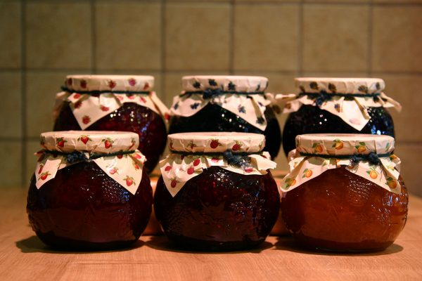 Marmellate d'Arbo